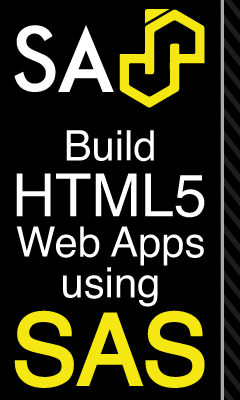 Build HTML5 SAS Apps